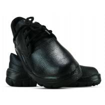 Sapato de Amarrar SEM BICO - Preto
