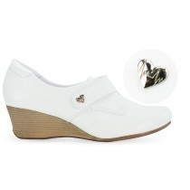 Sapato Neftali 41005 - Branco