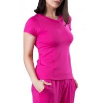 Scrubs Dry Fit Blusa Feminina - Pink
