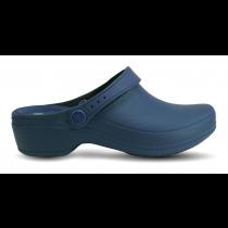 Babuche Boa Onda Line - Azul Marinho