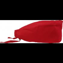 Bandana Profissional Lisa - Vermelha