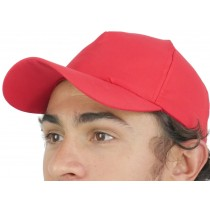Boné Ajustável - Vermelho