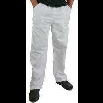 Calça Brim Leve 3 Bolsos - Branco