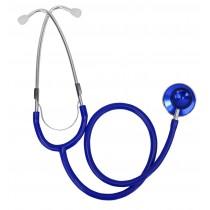 Estetoscópio Profissional Duplo - Azul