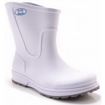 Bota Soft Mania Soft Boot - Branco