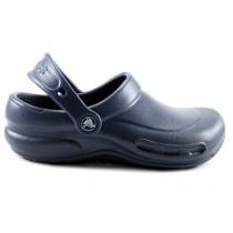 Babuche Crocs Bistro - Azul Escuro