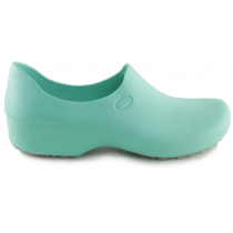 Sticky Shoe Woman Antiderrapante - Verde Hospitalar