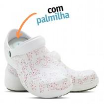 Babuche Profissional Soft Works Estampado Com Palmilha - Esteto Lo