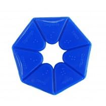 Porta Comprimidos Incoterm - Azul