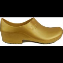 Sapato Antiderrapante Sticky Shoe SMART - Dourado (