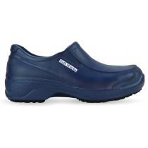 Sapato de Segurança com BICO DE COMPOSITE - Azul Marinho