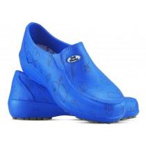 Sapato Lady Works - Área da Saúde - Azul Royal