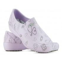 Sapato Lady Works - Área da Saúde - Lilás