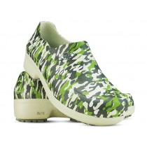 Sapato Profissional Soft Works II Estampado Bege - Militar