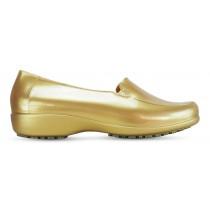 Sticky Shoe Social Woman Verniz - Dourado