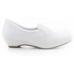Sapato Neftali 3902 Mini Anabela - Branco
