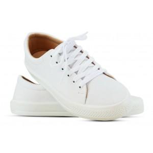 Tênis Sneaker Napa - Branco