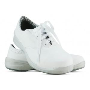 Sapato Viposa Com Cadarço - Branco