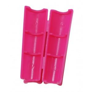 Apoio seguro para abrir ampolas de 1 ml a 20 ml - Pink