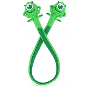 Enfeite para Estetoscópio Monstro Personagem - Verde