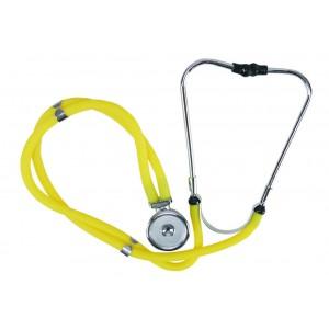 Estetoscópio Profissional Rappaport - Amarelo