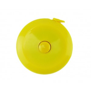 Fita Métrica Redonda - Amarelo