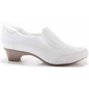 Sapato Neftali 4025 Salto Médio - Branco