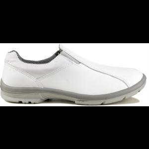 Sapato Profissional Marluvas Elegance Service Microfibra - Branco