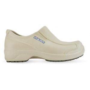 Sapato Profissional Antiderrapante Soft Works BB67 - Nude