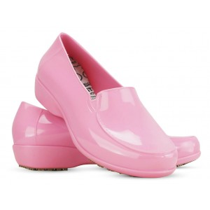 Sticky Shoe Social Woman Verniz - Rosa