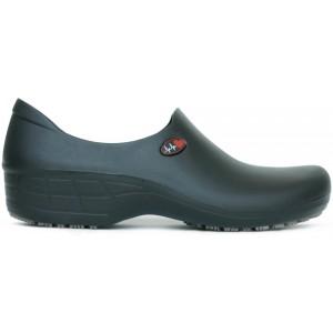 Sticky Shoe Woman Antiderrapante Eletro Coração - Preto