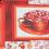 Touca Elástica Profissional Café no Bule - Vermelha com Aba Vermelha