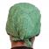 Bandana Profissional Estampada Arabesco - Verde