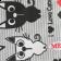 Bandana Profissional Meow - Cinza